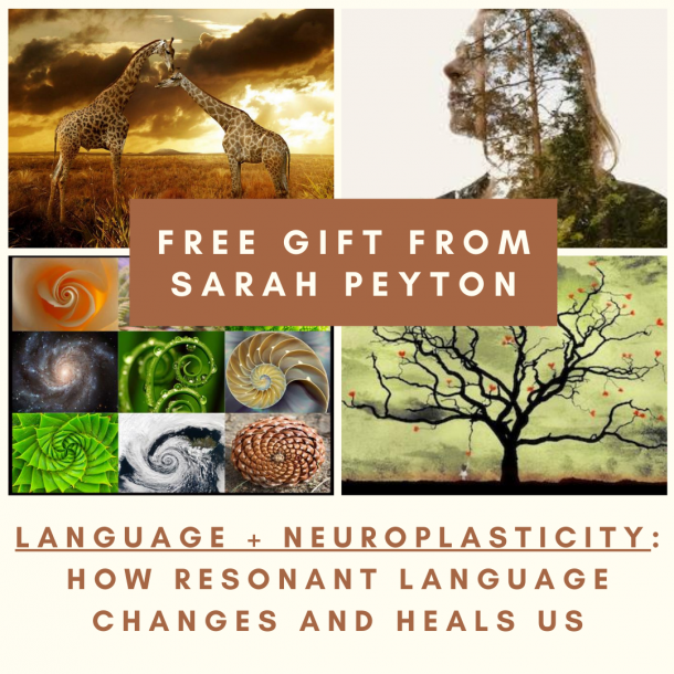Images of Right Hemispheric Language: a Free Gift from Sarah Opeyton
