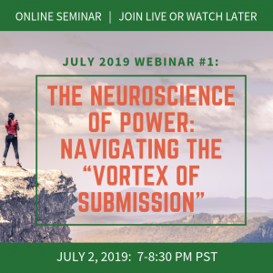 """The Neuroscience of Power: How to Navigate the """"Vortex of Submission"""" in Your Relationships"""