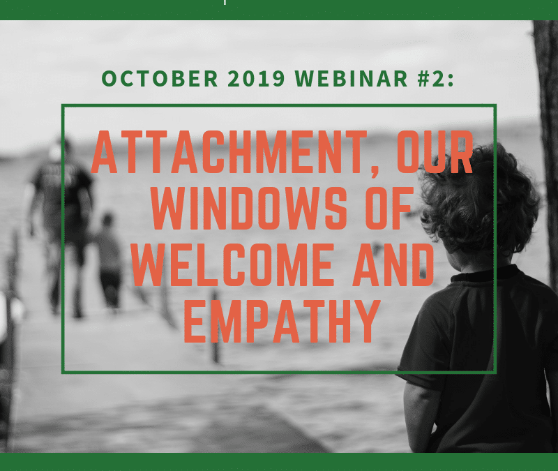 Attachment, Emotions, Windows of Welcome and Empathy