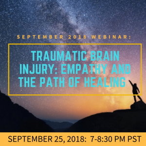 Traumatic Brain Injury: Empathy and the Path of Healing