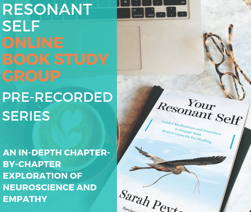 YOUR RESONANT SELF BOOK STUDY GROUP with SARAH PEYTON