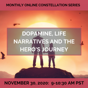 Dopamine, Life Narratives and the Hero's Journey