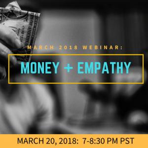Money and Empathy