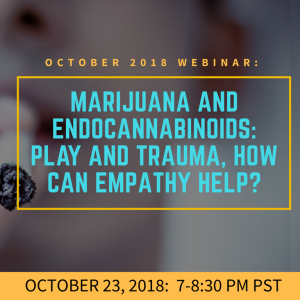Marijuana and Endocannabinoids: Play and Trauma, How can Empathy Help?