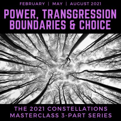 2021 Constellations Facilitation Masterclass Series