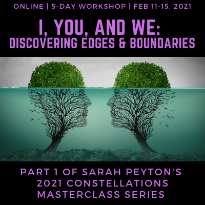 I, You and We: Discovering Edges and Boundaries