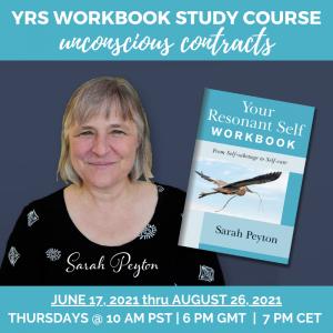 sarah with new YRS workbook