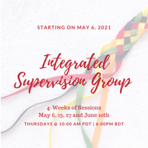 Integrated Supervision May 2021