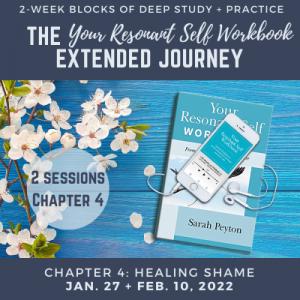 Your Resonant Self Workbook: Chapter 4 – Healing Shame