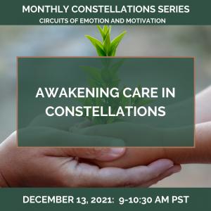 Awakening CARE in Constellations – December 13, 2021