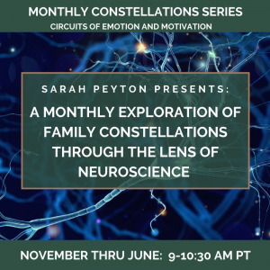 Constellations and Neuroscience: a Monthly Exploration – Circuits of Emotion and Motivation