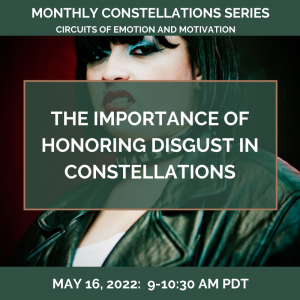 The Importance of Honoring DISGUST in Constellations – May 16, 2022