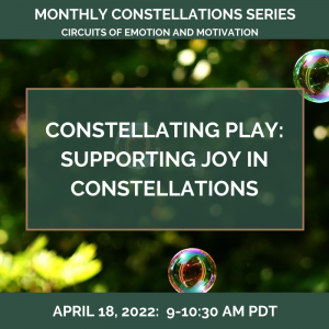 Constellating PLAY: Supporting Joy in Constellations -April 18, 2022
