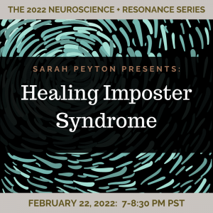 Healing Imposter Syndrome