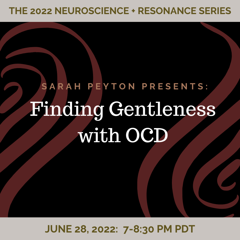 Finding Gentleness with OCD
